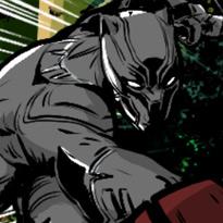 Czarna Pantera: Pościg przez dżunglę