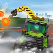 LEGO City: Eksploracja wulkanu