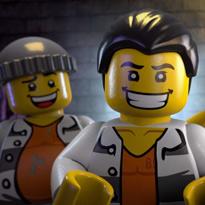 LEGO City: Wielka ucieczka