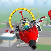 LEGO City: Samoloty