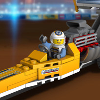 LEGO City: Szalone wyskoki