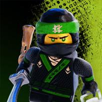 LEGO Ninjago: Trening ninja