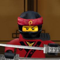 LEGO Ninjago: Trening Kai-Chi