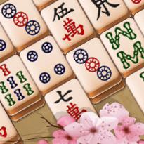 Kwiatowy Mahjong