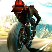 Gwiazda wyścigów motocyklowych